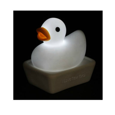 I Love New Yoku White Rubber Duck Light on DLK