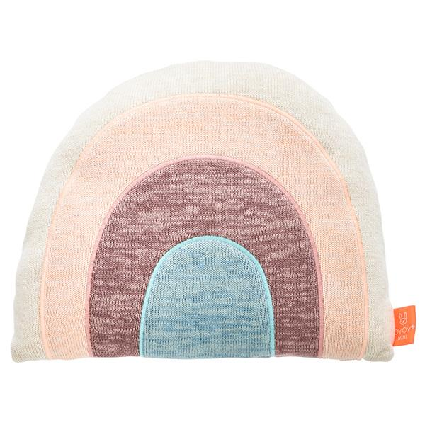 OYOY Rainbow Cushion Pillow on DLK | designlifekids.com