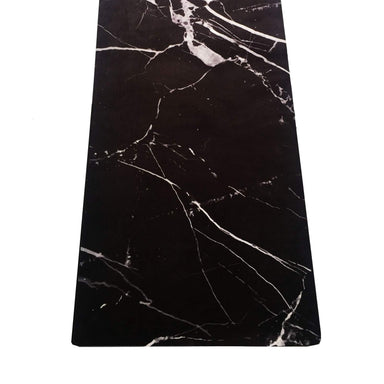 Recover Black Marble Yoga Mat on Design Life Kids