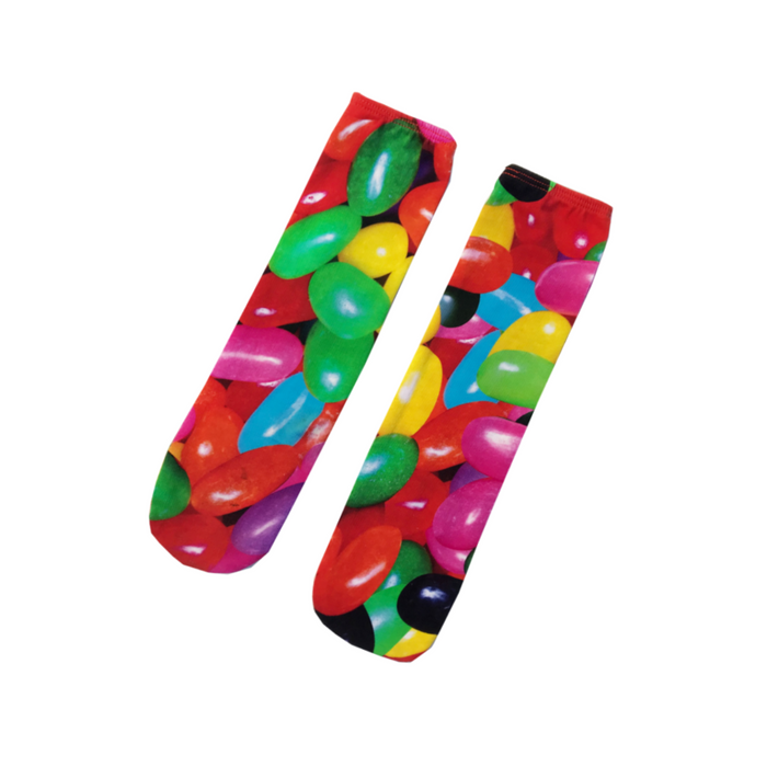Romey Loves Lulu Jelly Beans Socks on Design Life Kids