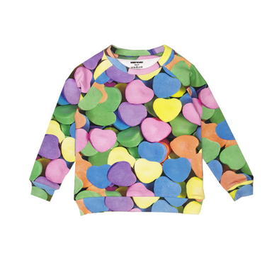 Romey Loves Lulu Candy Hearts on Design Life Kids