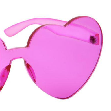 Sunnylife Pink Heart Sunglasses at Design Life Kids