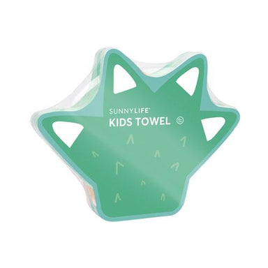Sunnylife Crocodile Towel at Design Life Kids