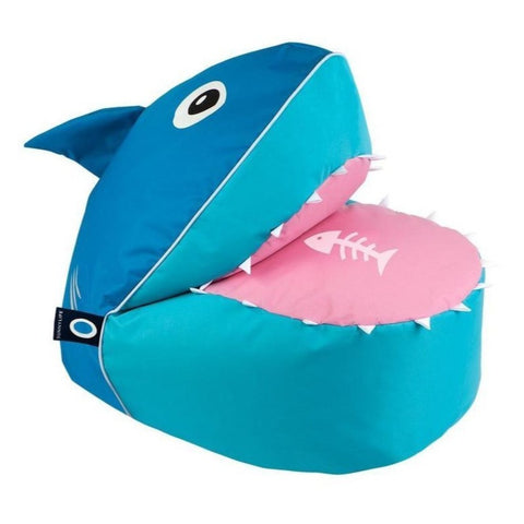 Sunnylife Sharky Bean Bag Chair on DLK | designlifekids.com