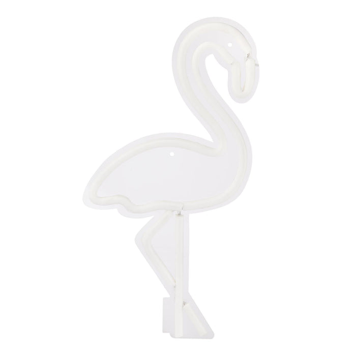 Sunnylife Pink Flamingo Neon LED Wall Light on DLK | designlifekids.com