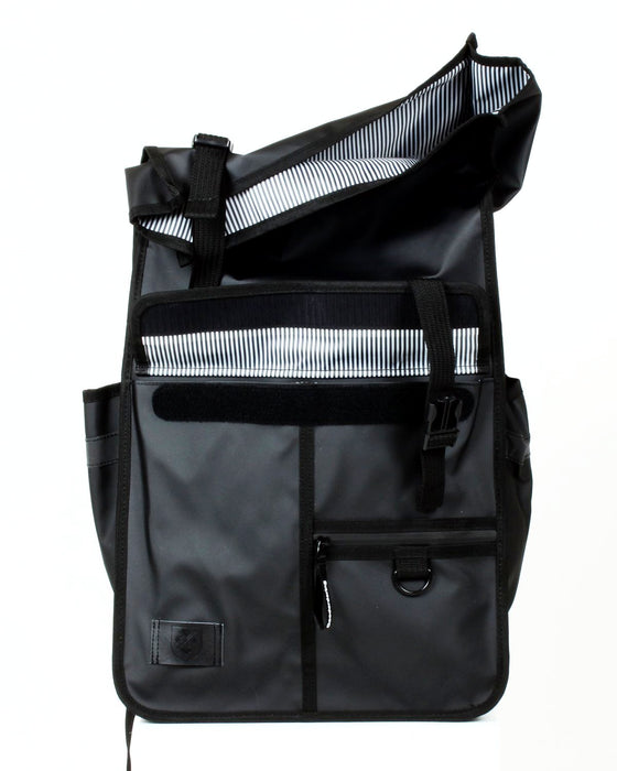 Rolltop Pannier Backpack