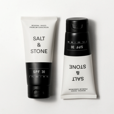 Salt and Stone Suncreen on Design Life Kids
