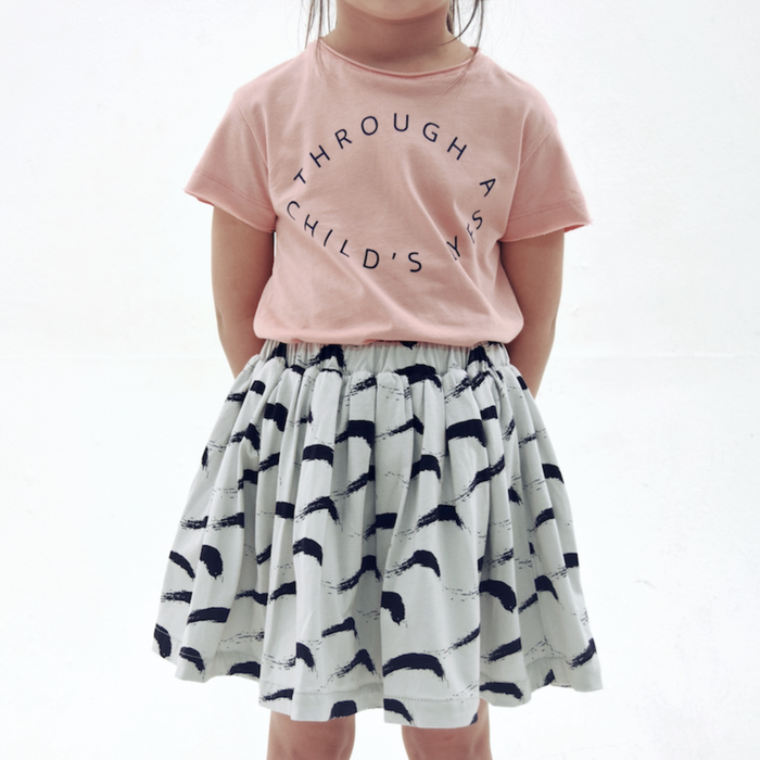 Jax & Hedley Wave Skirt on DLK