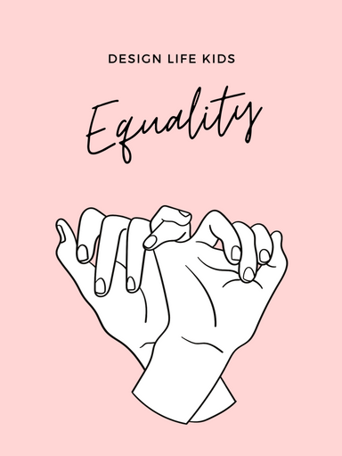 Equality Coloring Book