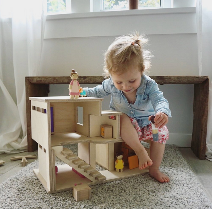 Conifer Toys Laguna Dollhouse on Design Life Kids