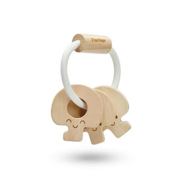 Plan Toys Wooden Baby Keys on Design Life Kids