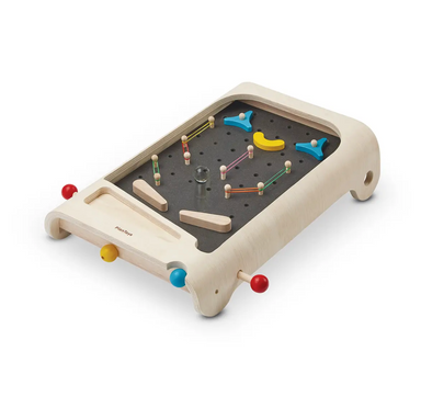 Plan Toys Wooden Pinball Game on Design Life Kids