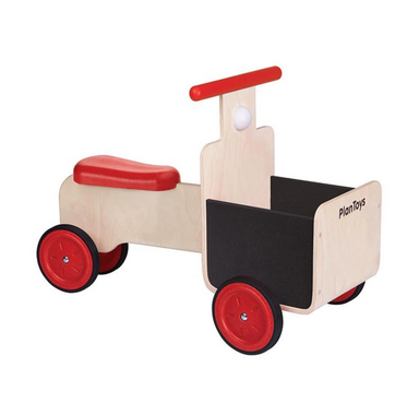 Plan Toys Delivery Bike Ride On Design Life Kids
