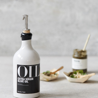 Nicolas Vahe Olive Oil on Design Life Kids