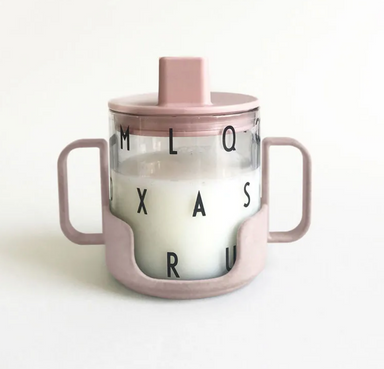 Design Letters Tritan Kids Cup Handle on Design Life Kids