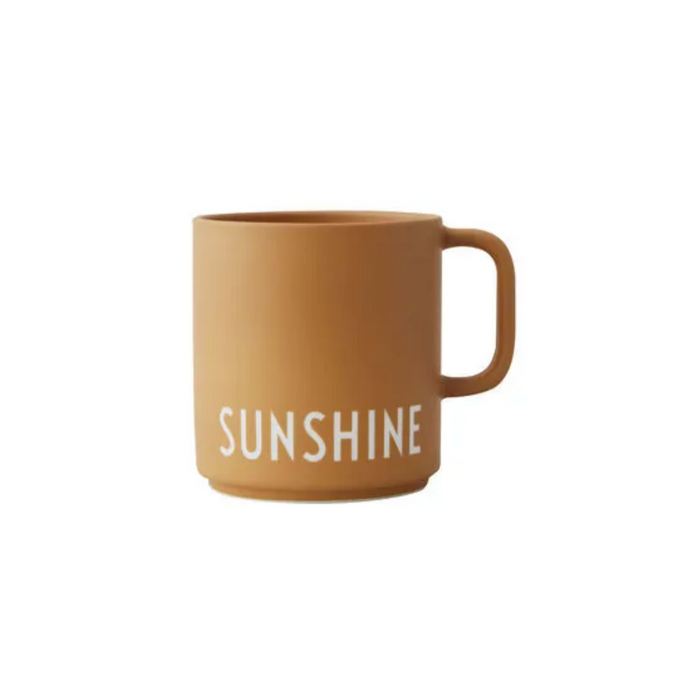Design Letters Sunshine Favourite Cup on Design Life Kids