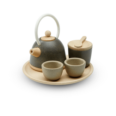 Plan Toys Classic Tea Set on Design Life Kids