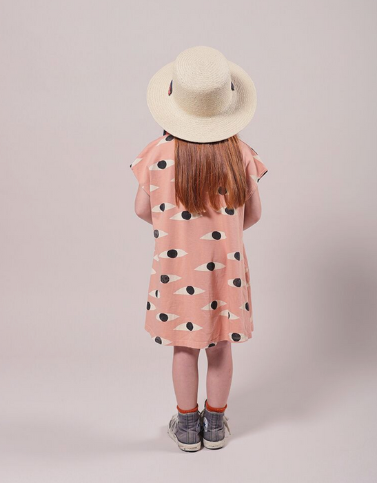 Bobo Choses Eyes Dress on Design Life Kids