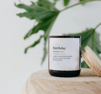 Commonfolk Collective Birthday Candle on Design Life Kids