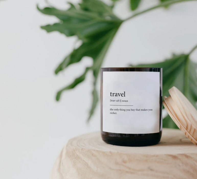 Travel  Candle on Design Life Kids