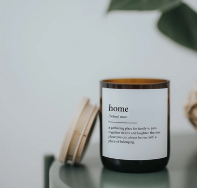 Commonfolk Collective Home Candle on Design Life Kids