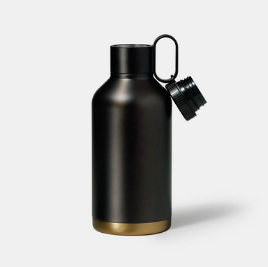 RBT Modern Black Beer Growler on Design Life Kids