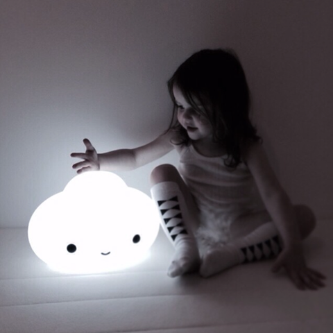Case Studyo and Friends With You Little Cloud Lamp at DLK