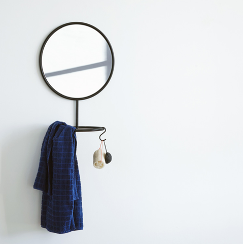 Nomess Copenhagen REFLECTION WALL MOUNT MIRROR ON DLK