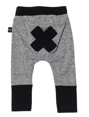 Huxbaby HIGH CUFF PANT ON DLK