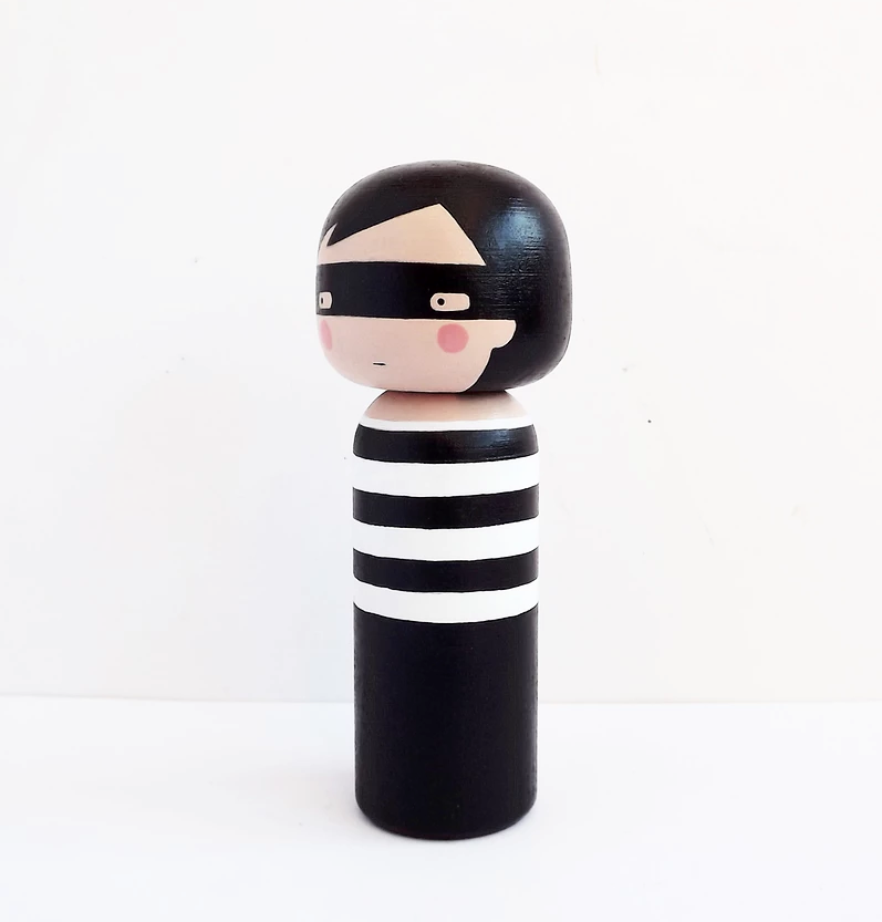 Sketch Inc Lucie Kaas Dolls on DLK