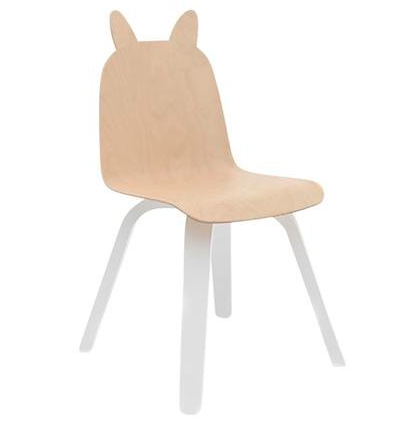 Oeuf Rabbit Play Chair Set on DLK