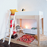 Oeuf NYC Loft Bunk Bed on Design Life Kids