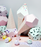 Moon Picnic Giant Ice Cream Paper Sculpture Kit on DLK
