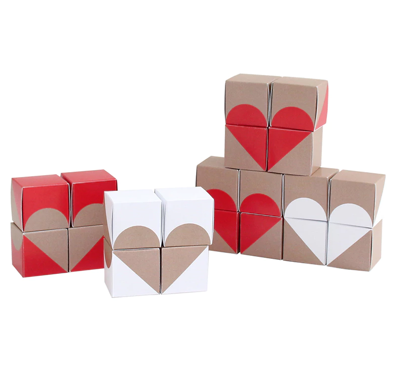 Snug Studio Advent Calendar Boxes on DLK