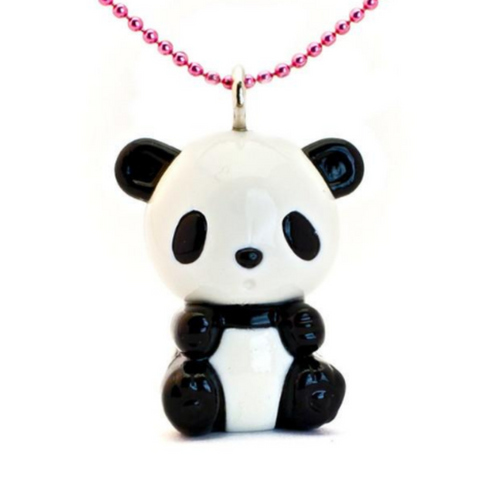 Pop Cutie Iwako Wild Animal Necklace Set on DLK