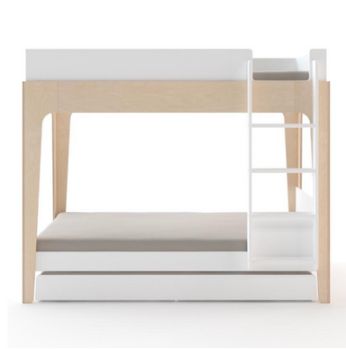 Oeuf Perch Trundle Bed on DLK | designlifekids.com