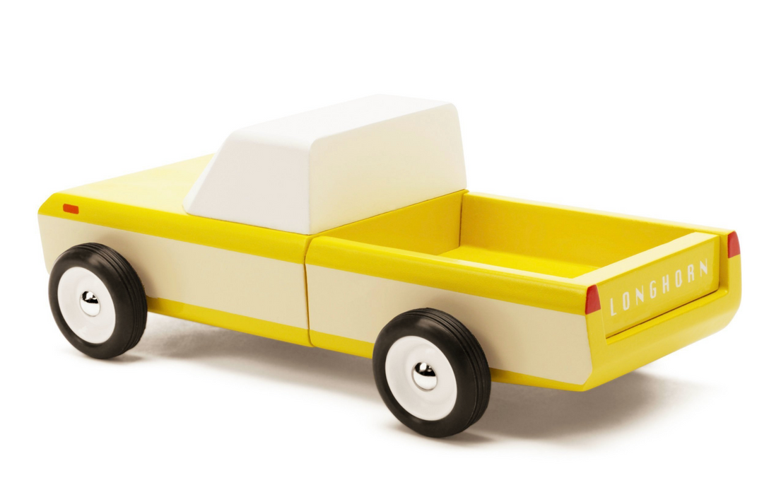 Candylab Toys Wooden Car on DLK | designlifekids.com