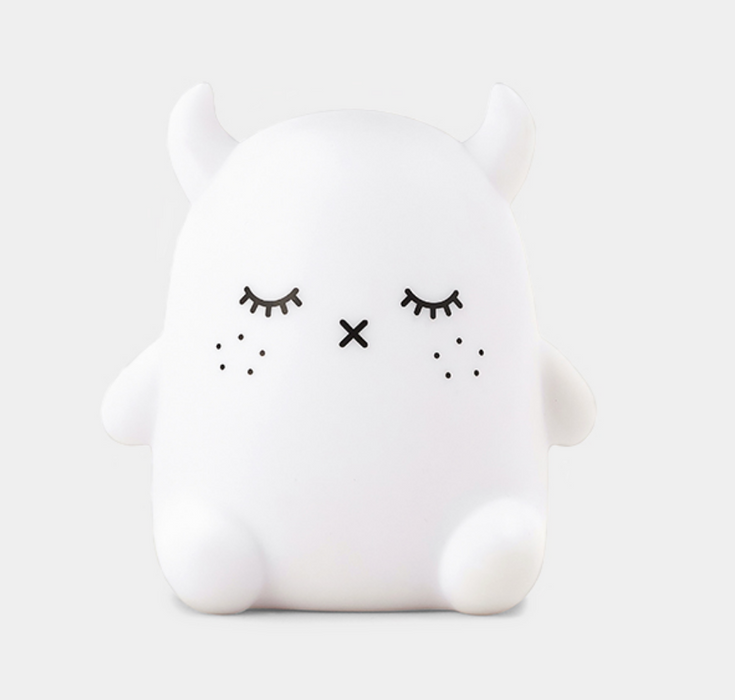 Noodoll Ricepuffy Night Light on DLK | designlifekids.com