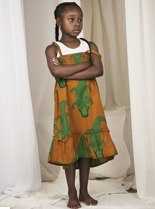 Mini Rodini Crocco Dress on DLK | designlifekids.com