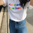 On Your Sleeve Equality Pride Rainbow Love Who You Love Tee on Design Life Kids