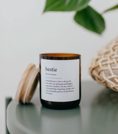 The Commonfolk Collective Bestie Candle on Design Life Kids