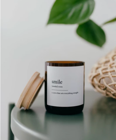 The Commonfolk Collective Candle on Design Life Kids
