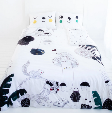 Woodland Dreams Bedding Set