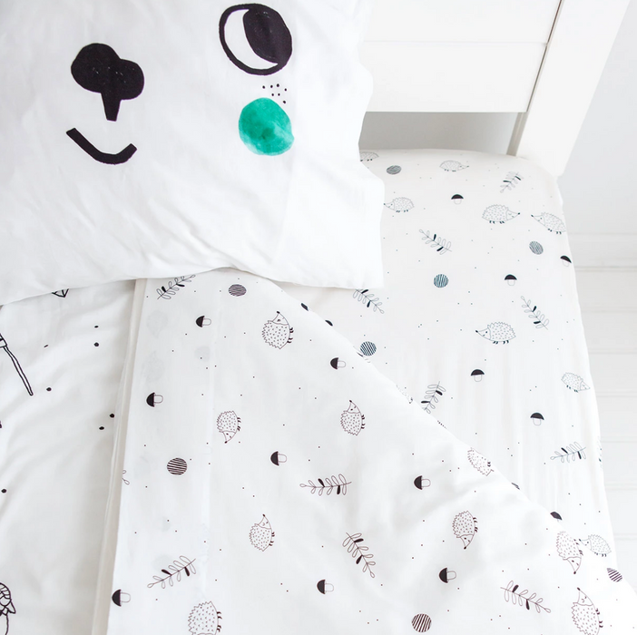 Rookie Humans Woodland Dreams Pillowcase on Design Life Kids