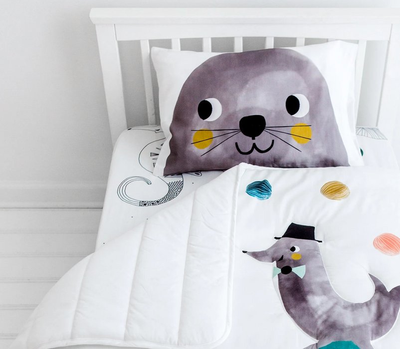 Rookie Humans Underwater Love Pillowcase on Design Life Kids
