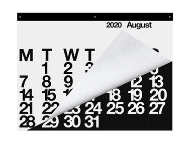 2020 Stendig Calendar on Design Life Kids