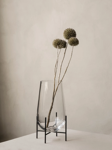 Echasse Clear Vase