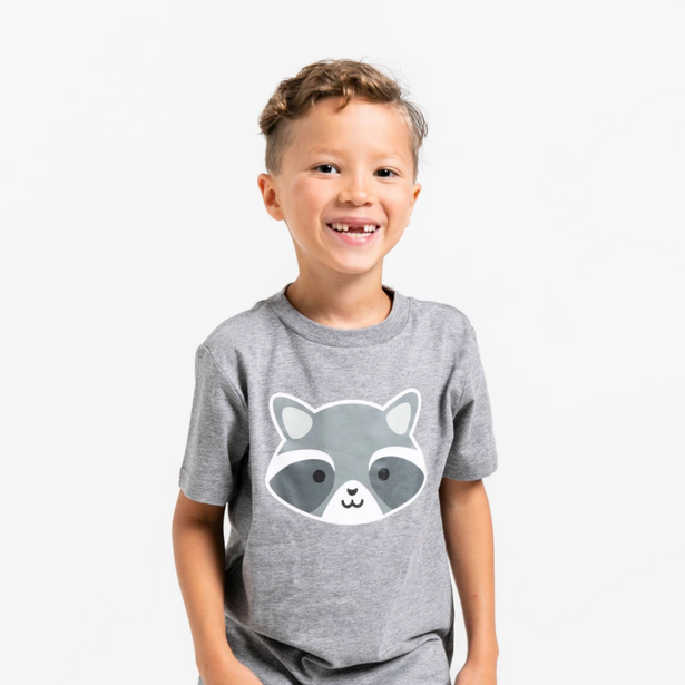 Kawaii Raccoon Shirt