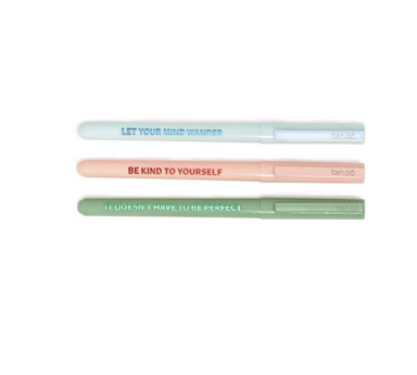 Bando Write On Take Care Pen Set on Design Life Kids