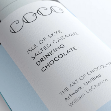 Coco Sea Salted Caramel Drinking Chocolate on Design Life Kids